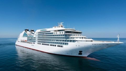 What a weekend: The Artania and other cruisers – an evolving story!