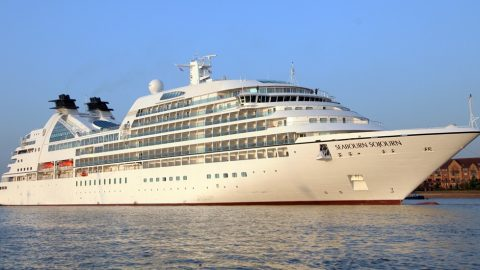 Seabourn Sojourn – Some Facts & Stats