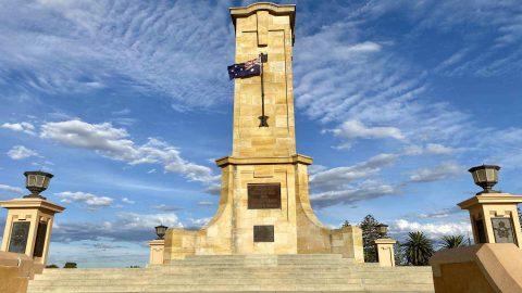 Fremantle's War Memorials – Lest we Forget.