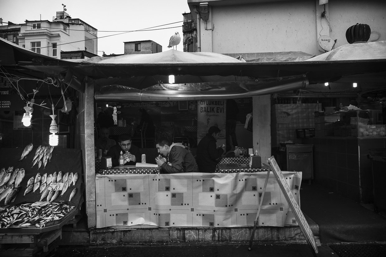19 Istanbul-Fish Sandwiches