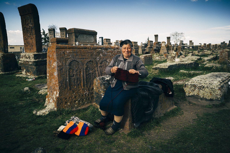 3 Armenia-Noratus-Cemetery