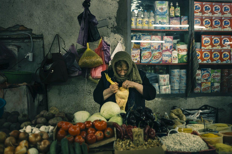 7 Georgia-Kutaisi Central market