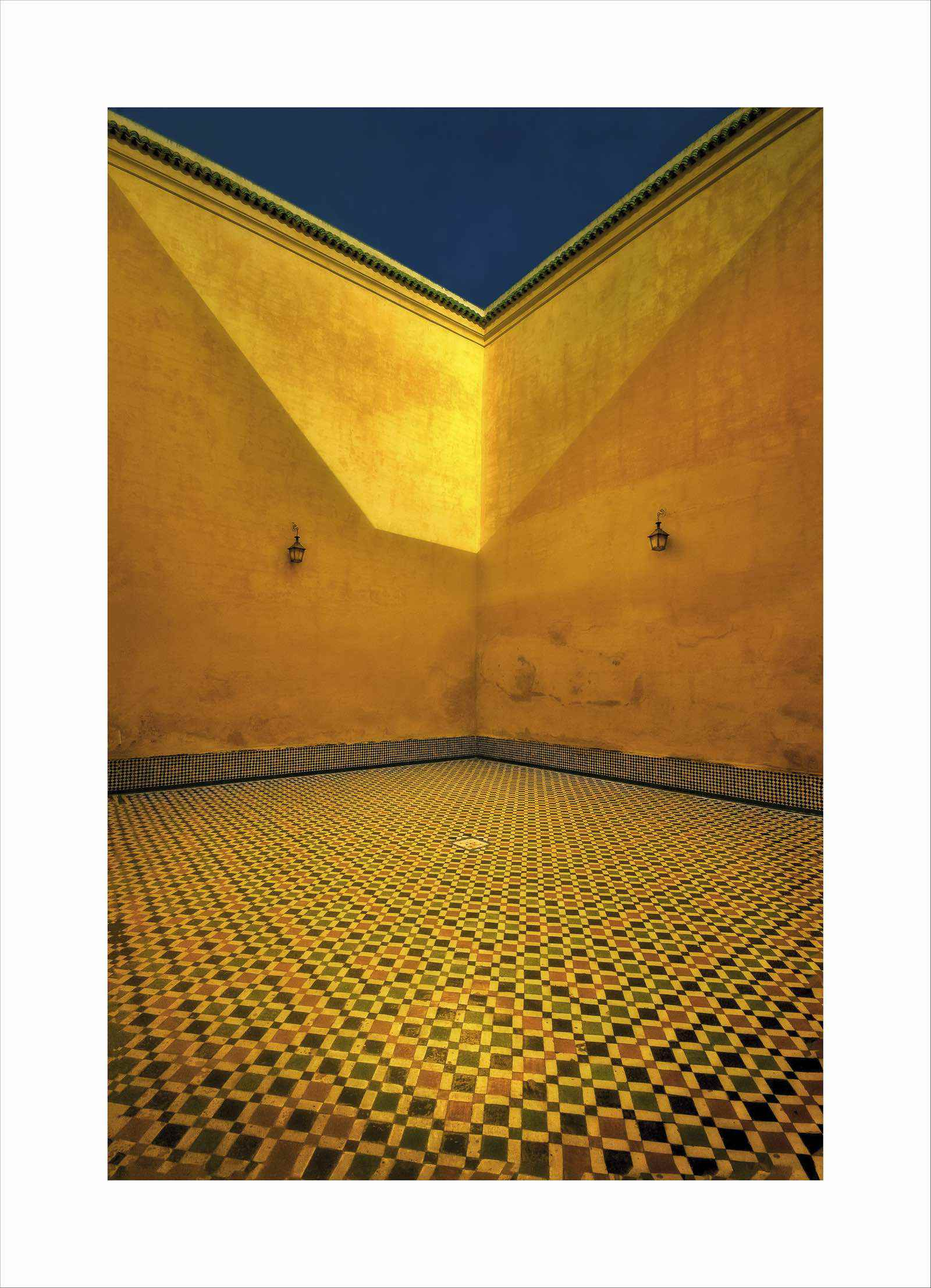 MOROCCAN YELLOW #1