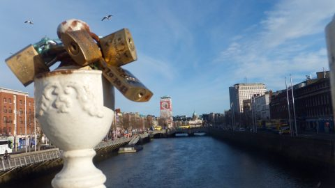 Places I Love – Dublin On Bloomsday