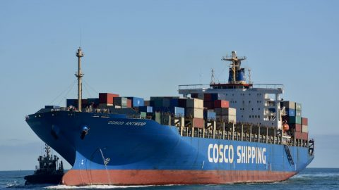 COSCO SHIPPING – What A Story!