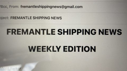Read All About It! Introducing the Shipping News & the New WEEKLY EDITION