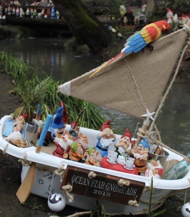 sailing gnomes