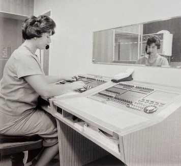 State of the art technology 1964 Courtesy of Fremantle Library History Archives